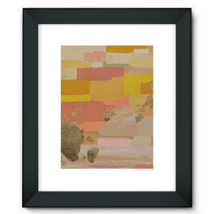 Searching Framed Fine Art Print