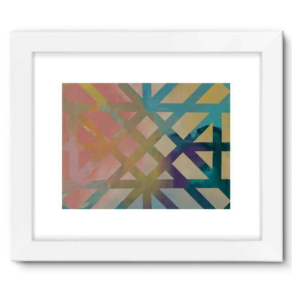Kaleidoscope Framed Fine Art Print