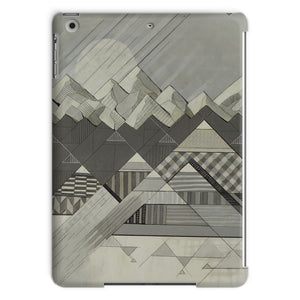 Geometry's Valley Tablet Case