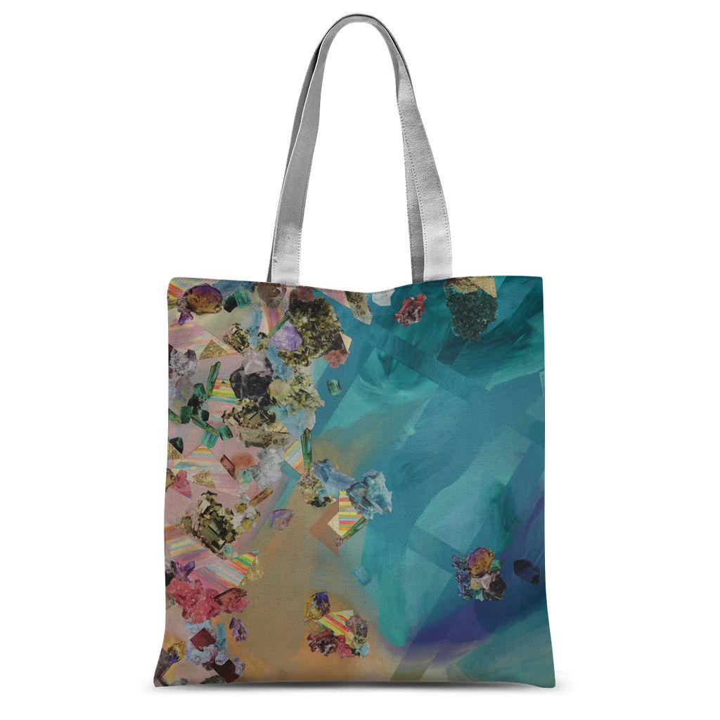 Mineral Icecream Sublimation Tote Bag