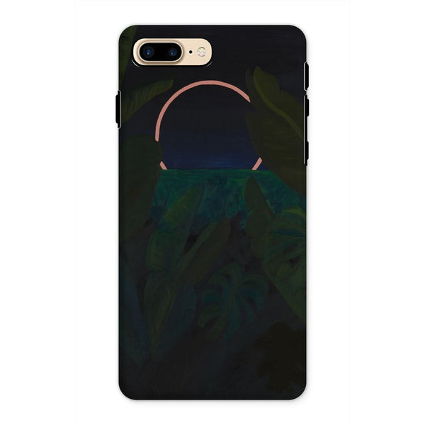 Jungle Eclipse Phone Case
