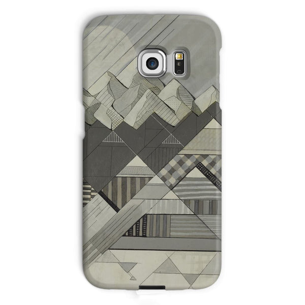 Geometry's Valley Phone Case