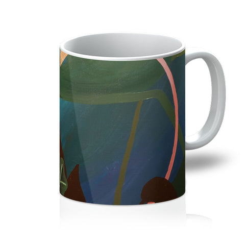The Depths  Mug