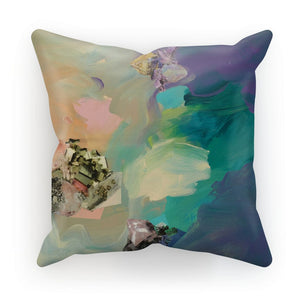 Mineral Meteor Cushion