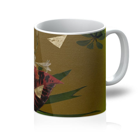 Jungle Gold Mug