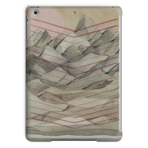 Chevron Mountain Tablet Case