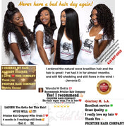 3 BUNDLE- FREE FRONTAL-1 TIME OFFER