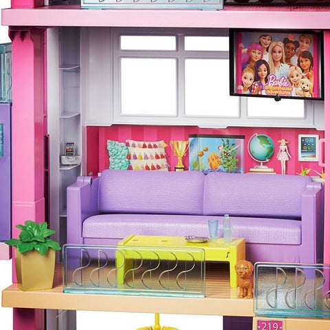 Barbie Dreamhouse Playset Review