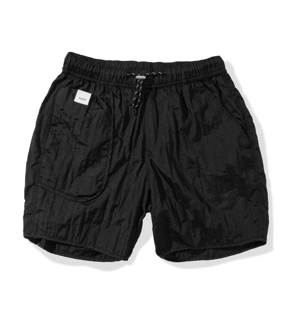 BUGGY NYLON SHORTS PRO BLACK