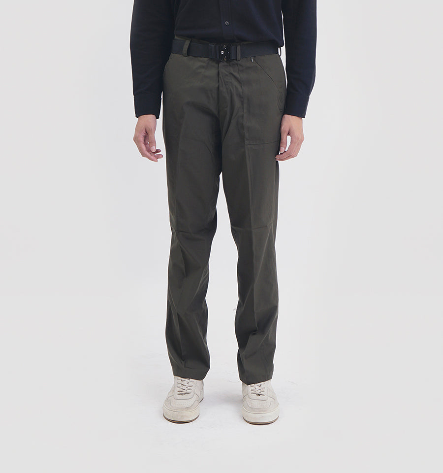 PERFORMANCE PANTS OLIVE