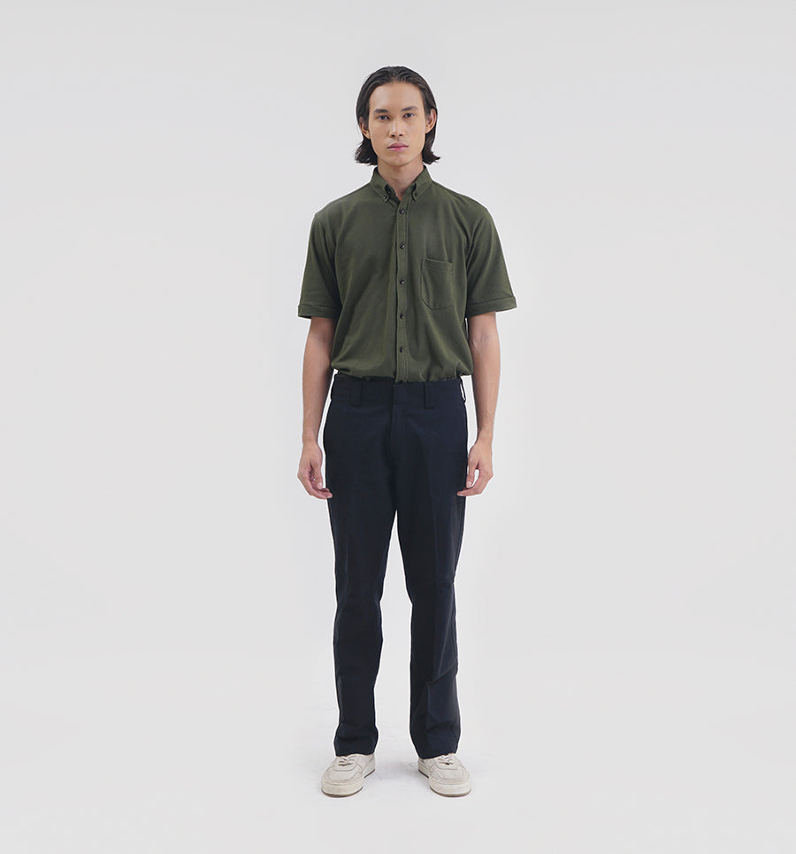PQ CLASSIC SHORT SLEEVE OLIVE