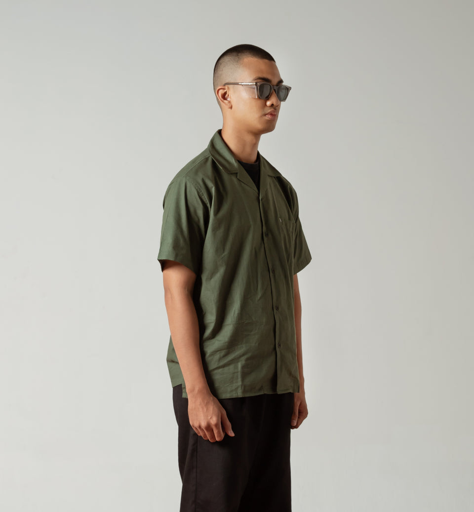 MECHANIC SHIRT OLIVE
