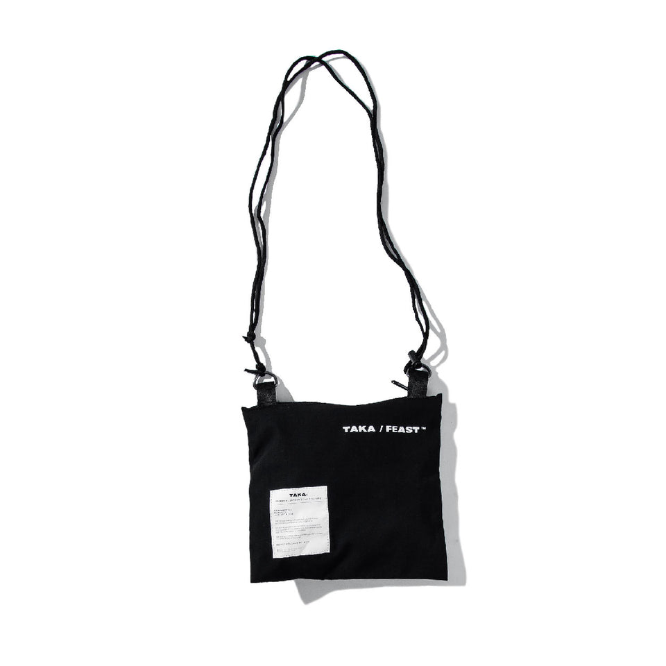 TAKA / FEAST™ Sacoche Shoulder Bag