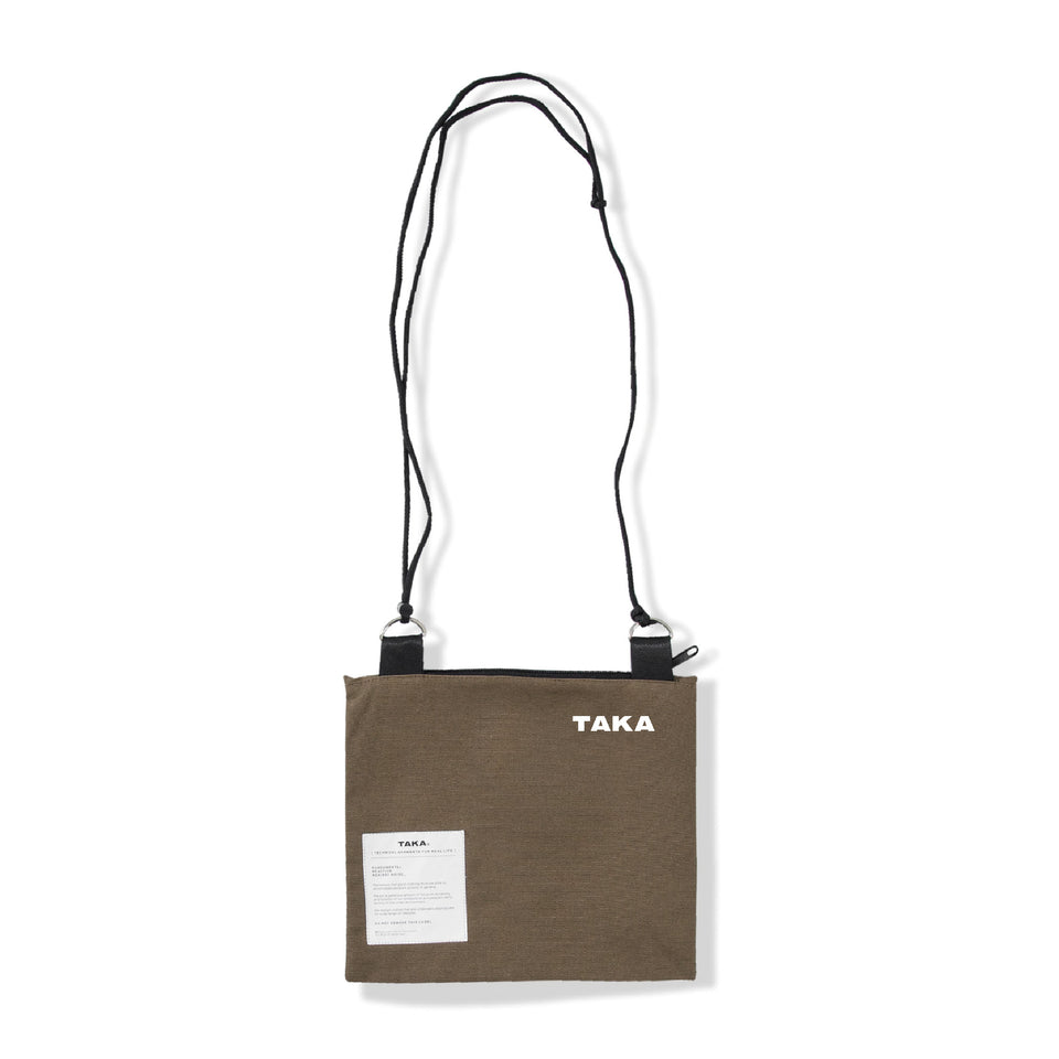 SACOCHE SHOULDER BAG OLIVE