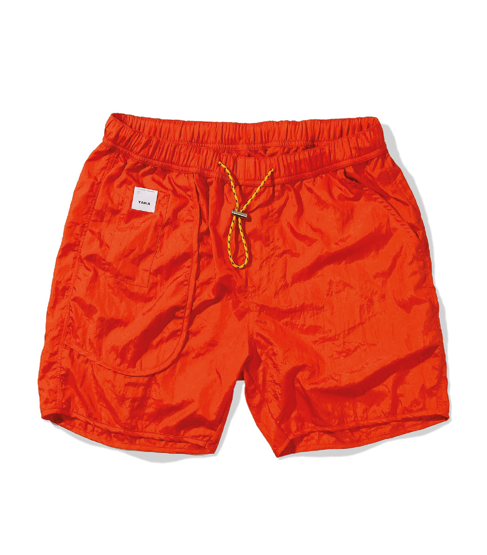 BUGGY NYLON SHORTS PRO TANGERINE ORANGE