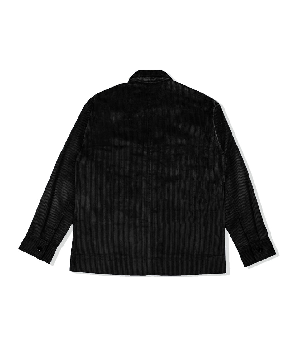 TIMES JACKET CORDUROY BLACK