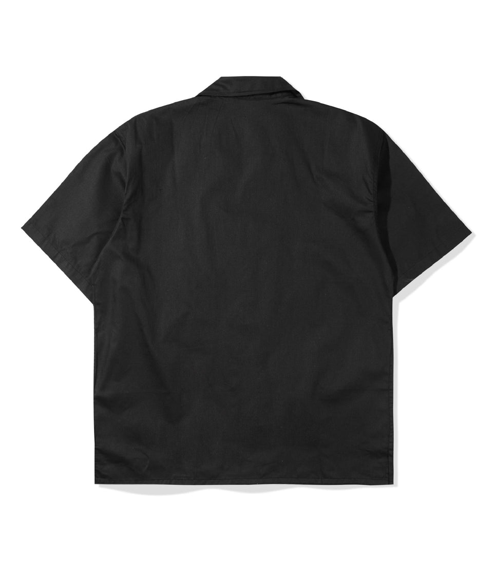 MECHANIC SHIRT BLACK