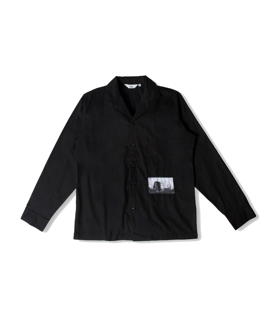 OVERSHIRT BAUHAUS PATCH
