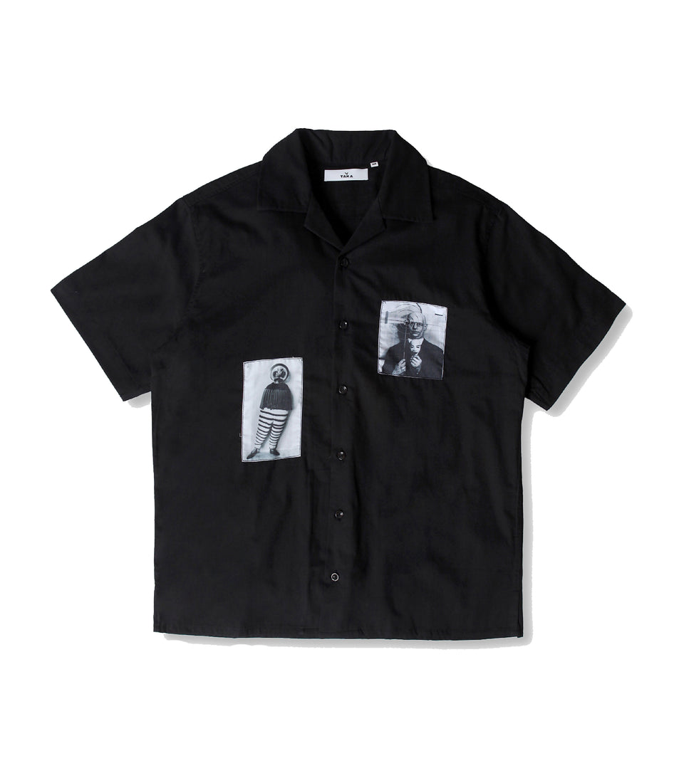 MECHANIC SHIRT BAUHAUS PATCH