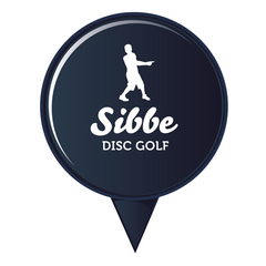 Sibbe Disc Golf logo