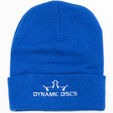 Load image into Gallery viewer, Dynamic Discs Beanie Solid Knit