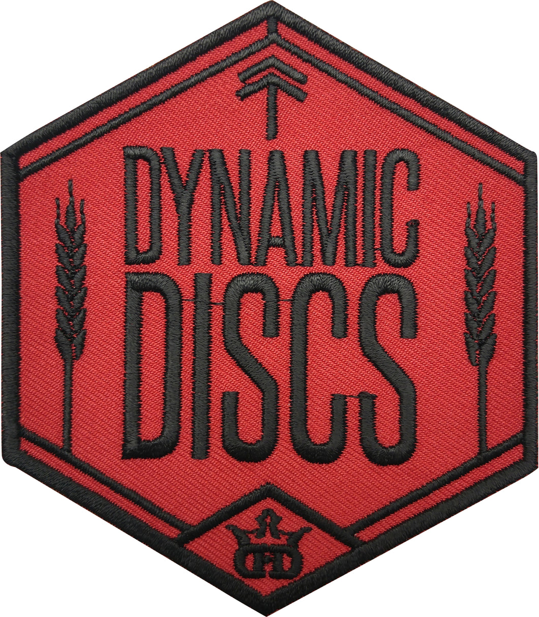 Dynamic Discs Patches