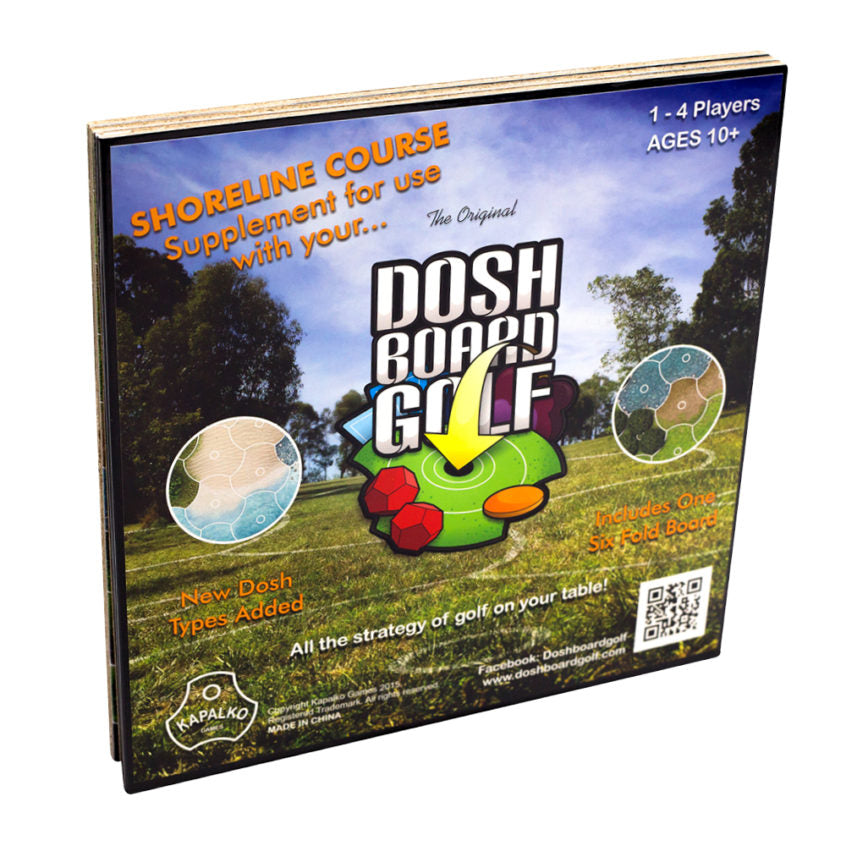 DoshBoardGolf  - The Shoreline Course add-on