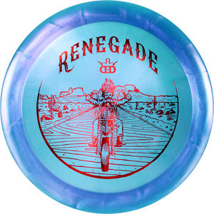 Dynamic Discs Lucid-X Glimmer Renegade
