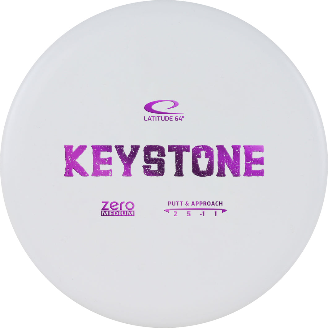 Latitude 64° Zero Medium Keystone
