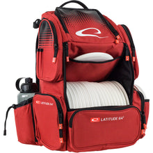 Load image into Gallery viewer, Latitude 64° DG Luxury E4 Backpack