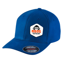 Load image into Gallery viewer, NBDG Badge - Original Flexfit hat