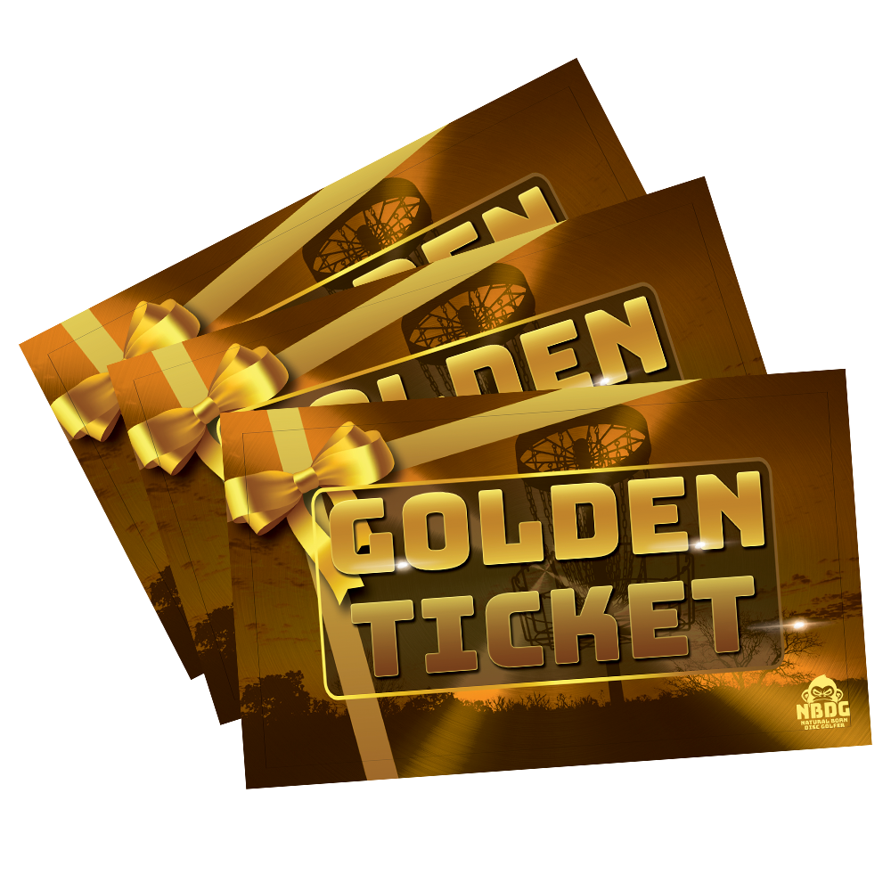 NBDG Events Golden Ticket