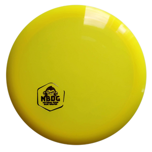 Dynamic Discs Fuzion Defender NBDG Mini Badge