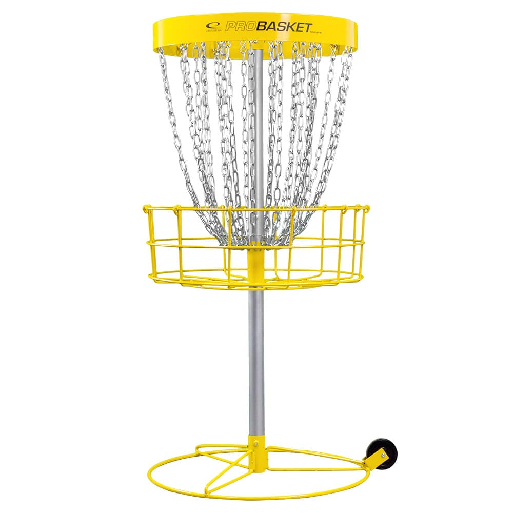 Latitude 64 Pro Basket Trainer - Yellow