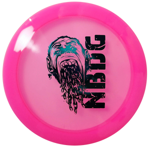 Dynamic Discs Lucid Raider - NBDG Throw Up