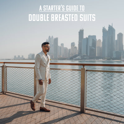 A Starter's Guide to Double Breasted Suits