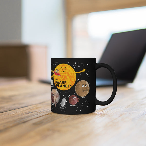 The Dwarf Planets Mug