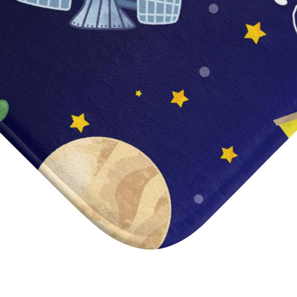 Space kids Bath Mat