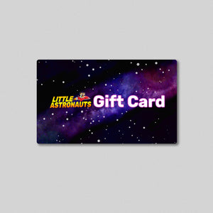 Little Astronauts Gift Card