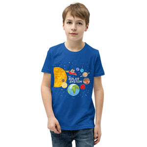 The Solar System Youth T-Shirt