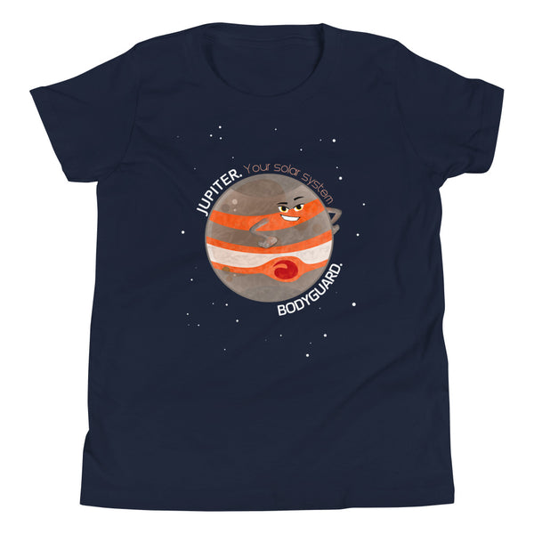 Jupiter the Bodyguard Youth T-Shirt