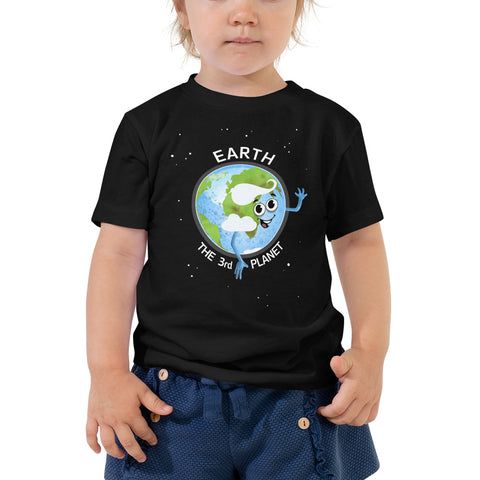 Planet Earth 2-5T Toddler T-Shirt