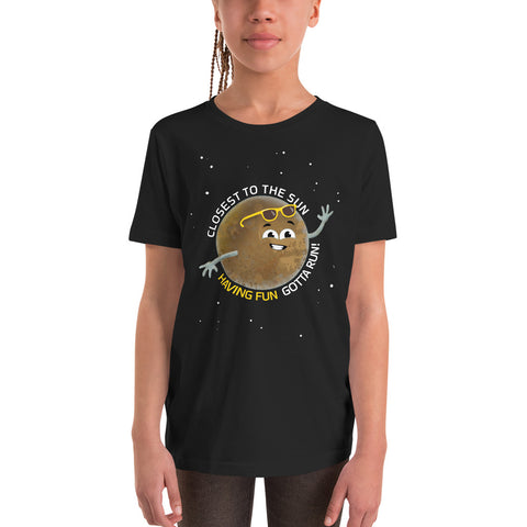 Mercury Having Fun Youth T-Shirt