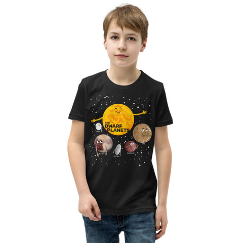 The Dwarf Planets Youth T-Shirt