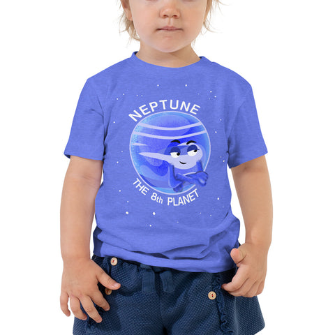 Planet Neptune 2-5T Toddler T-Shirt