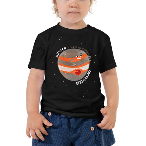 Jupiter the Bodyguard 2-5T Toddler T-Shirt