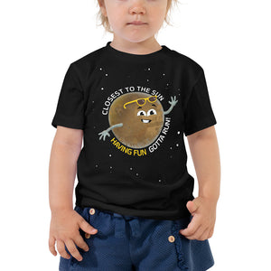 Mercury Having Fun 2-5T Toddler T-Shirt