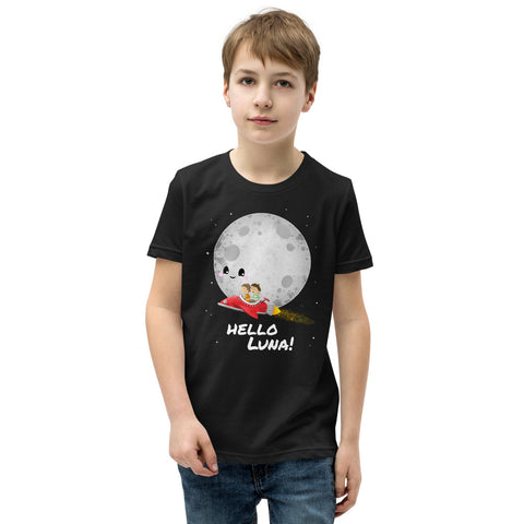Hello Luna! Youth T-Shirt