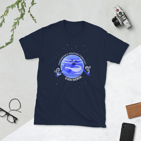 Neptune's Bad Weather Unisex T-Shirt