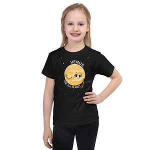 Planet Venus 2-6T Kids T-Shirt